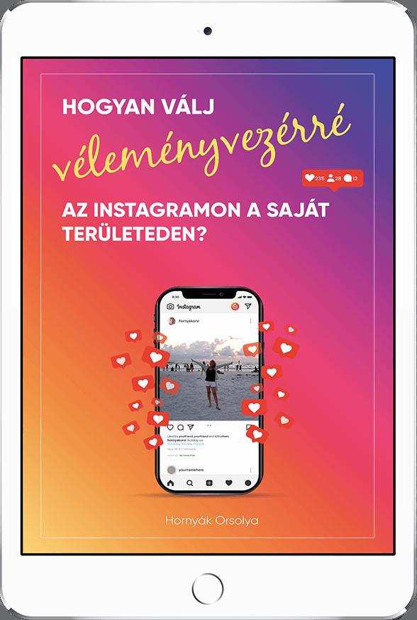 Instagram ebbok